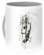 Chomping At Bit - Sketch1 Coffee Mug