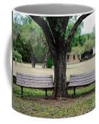 Choose Your Bench Coffee Mug