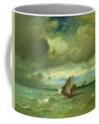 Choppy Sea 1870 Coffee Mug
