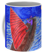 Choppy Waters Coffee Mug