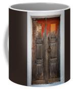 Chora Door Coffee Mug