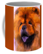 Chow Portrait Coffee Mug