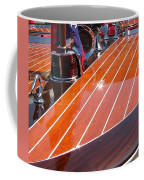 Chris Craft Bow Coffee Mug