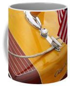 Chris Craft Custom Coffee Mug by Neil Zimmerman
