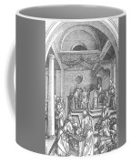 Christ Among The Doctors In The Temple 1503 Coffee Mug