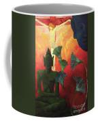 Christ And Buddha Coffee Mug by Paul Ranson
