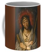 Christ As The Man Of Sorrows Coffee Mug