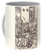 Christ Bearing The Cross Coffee Mug