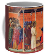 Christ Before Pilate 1311 Coffee Mug
