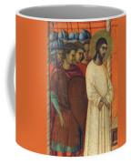Christ Before Pilate Fragment 1311 Coffee Mug