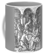 Christ Being Crowned With Thorns 1510 Coffee Mug