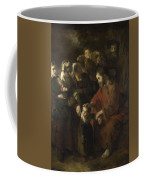 Christ Blessing The Children Coffee Mug