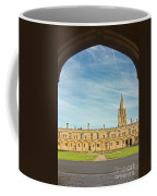 Christ Church College Oxford Coffee Mug