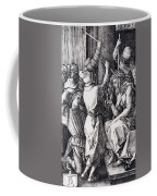 Christ Crowned With Thorns 1512 Coffee Mug