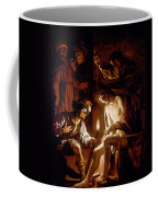 Christ Crowned With Thorns Coffee Mug