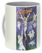 Christ Crucifixion Coffee Mug