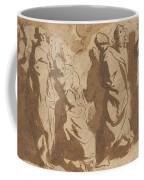 Christ Healing The Paralytic Coffee Mug