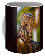 Christ In Bronze Coffee Mug by Christopher Holmes