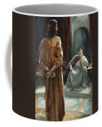 Christ In Front Of Pontius Pilate Coffee Mug