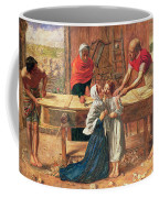Christ In The House Of His Parents Coffee Mug