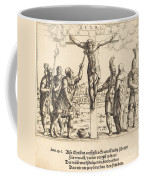 Christ Is Given Vinegar To Drink Coffee Mug