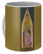 Christ Of The Apocalypse   Central Pinnacle Panel Coffee Mug