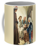 Christ Talking Coffee Mug
