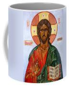 Christ The Pantocrator I Coffee Mug
