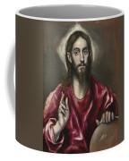 Christ The Saviour Coffee Mug