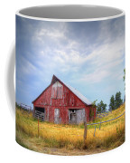 Christian School Road Barn Coffee Mug