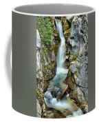 Christine Falls In The Canyon Coffee Mug
