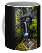 Christine Falls - Mount Rainer National Park Coffee Mug