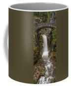 Christine Falls Mt Rainier Washington Coffee Mug