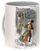Christmas, 1890 Coffee Mug
