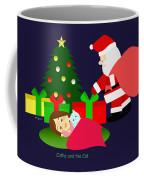Christmas #2 No Text Coffee Mug
