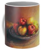 Christmas Apples Coffee Mug
