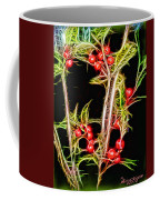 Christmas Berries Coffee Mug