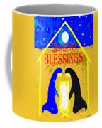 Christmas Blessings 5 Coffee Mug