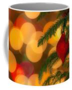Christmas Bokeh Coffee Mug