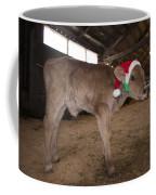 Christmas Calve Of Honor Coffee Mug