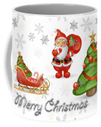 Christmas Card 12 Coffee Mug