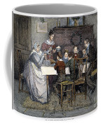 Christmas Carol Coffee Mug by Granger