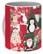 Christmas Collage Coffee Mug