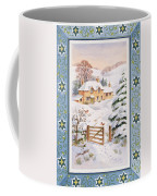 Christmas Cottage Coffee Mug