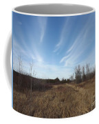 Christmas Day In The Country Coffee Mug