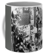 Christmas Eve, C1898 Coffee Mug by Granger