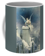 Christmas Eve Coffee Mug by Gustave Dore