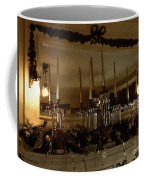 Christmas Eve In Brown And Gold  Coffee Mug
