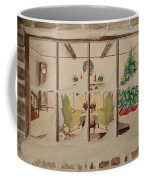 Christmas Fireside Coffee Mug