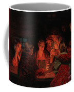 Christmas Fortune-telling. Coffee Mug